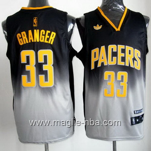 Canotta Indiana Pacers Danny Granger #33 Fadeaway Moda