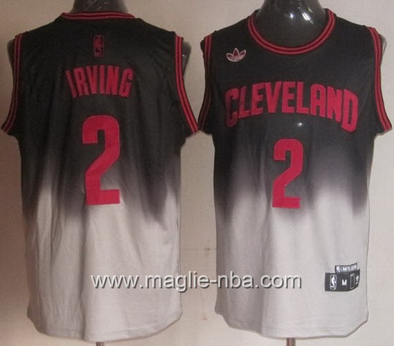 Canotta Cleveland Cavaliers Kyrie Irving #2 Fadeaway Moda