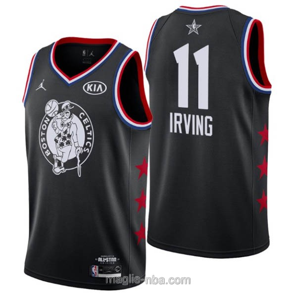 Canotte nba all star game 2019 #11 Kyrie Irving nero