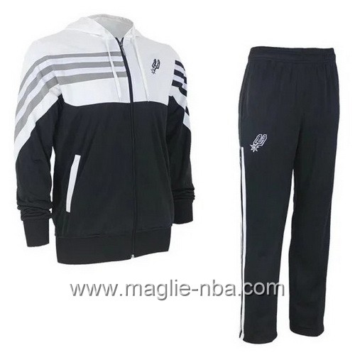 Giacca Basket NBA San Antonio Spurs nero