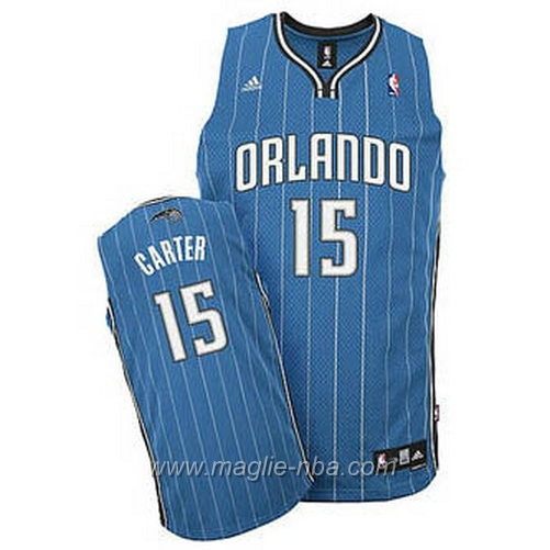 Maglia Vince Carter #15 blu Orlando Magic