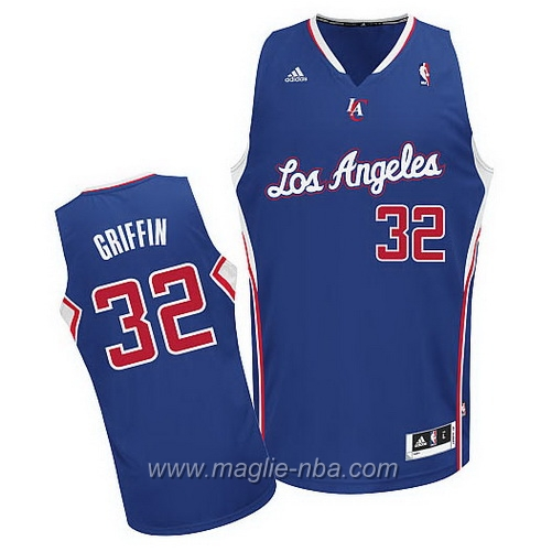 Maglia Swingman Blake Blake Griffin #32 blu Los Angeles Clippers