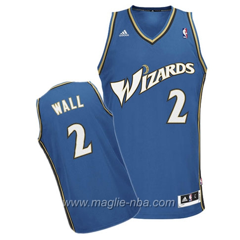 Maglia John Wall #2 blu Washington Wizards