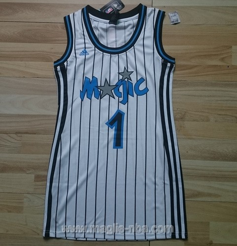 Maglia Donna Orlando Magic Tracy McGrady #1 bianco