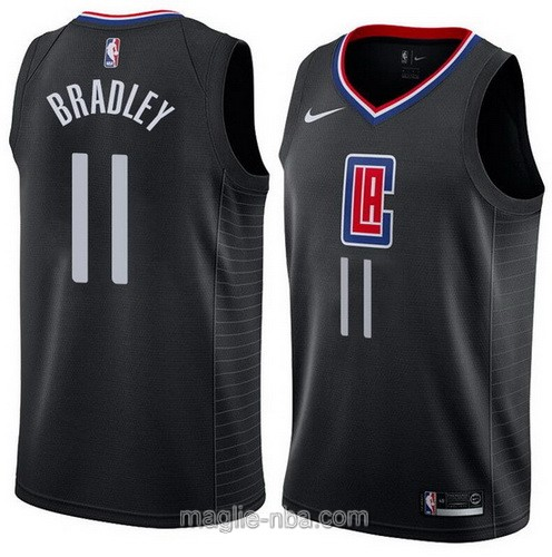Maglia nba Nike Los Angeles Clippers #11 Avery Bradley nero