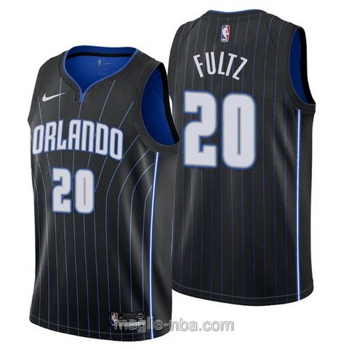 Maglia nba Orlando Magic #20 Markelle Fultz blu scuro
