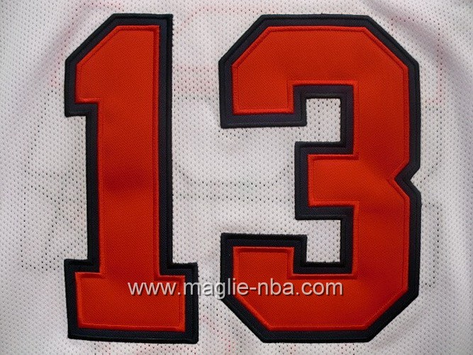 Maglie Basket USA 1992 Chris Paul #13 bianco