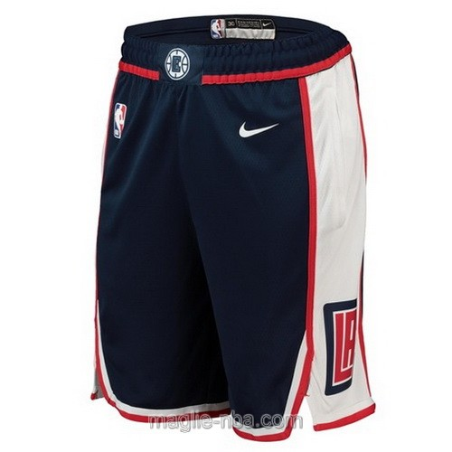 Pantaloncini basket NBA City Edition Nike Los Angeles Clippers