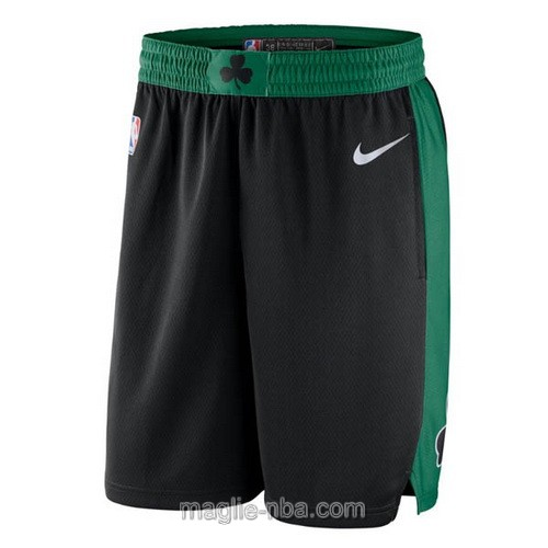 Pantaloncini basket NBA Nike nero Boston Celtics