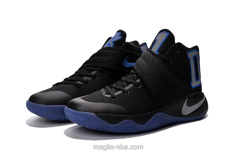 Scarpe da basket Duke University nero blue Kyrie Irving II uomo