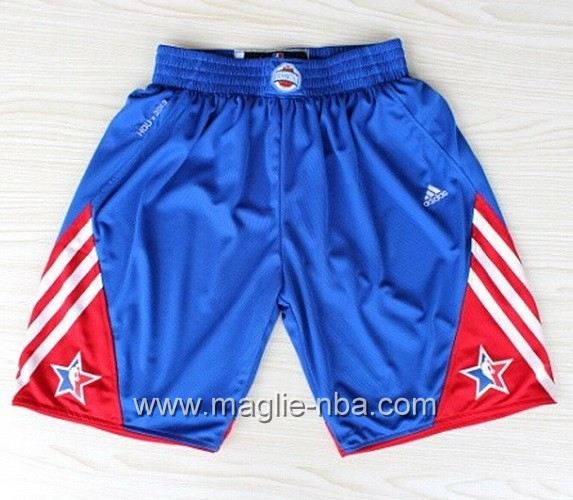 Pantaloncini nba All Star Game 2013 blu