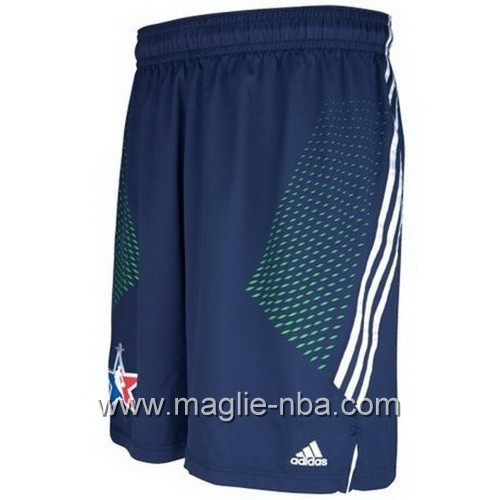 Pantaloncini nba All Star Game 2014 blu marino